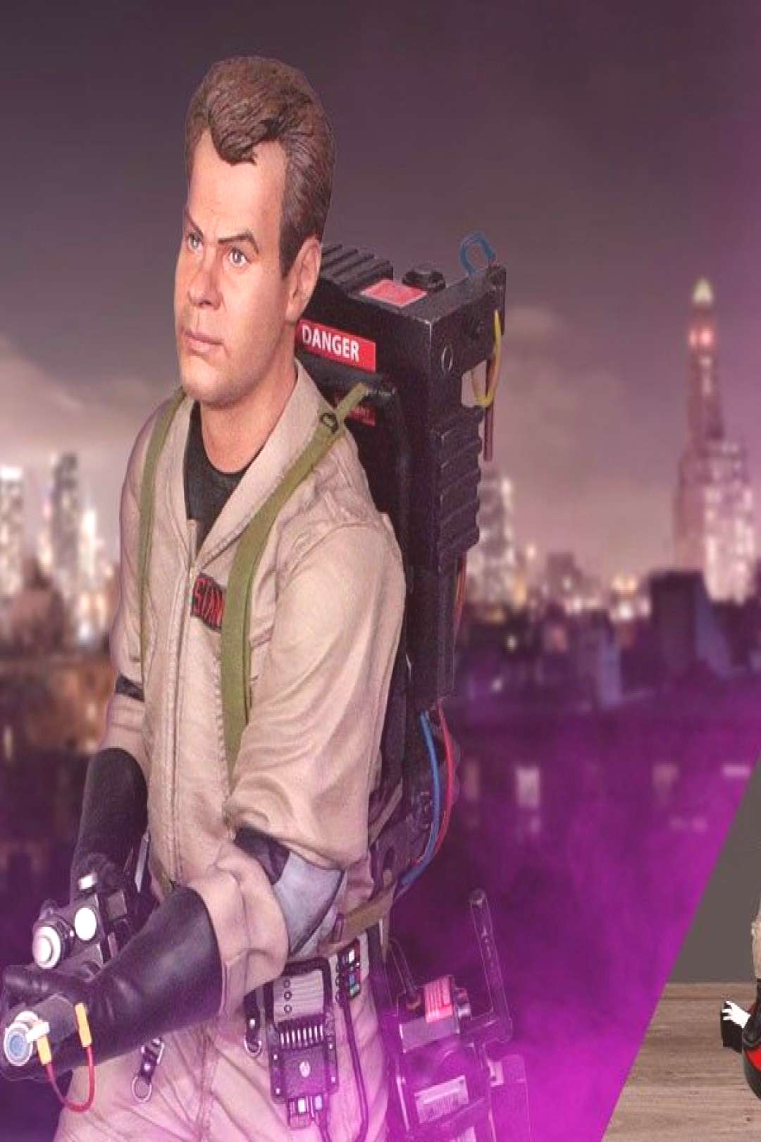 Ray Stantz Ghostbusters Statue - Licensed, Original, Limited Edition Sideshow and Hollywood Collect