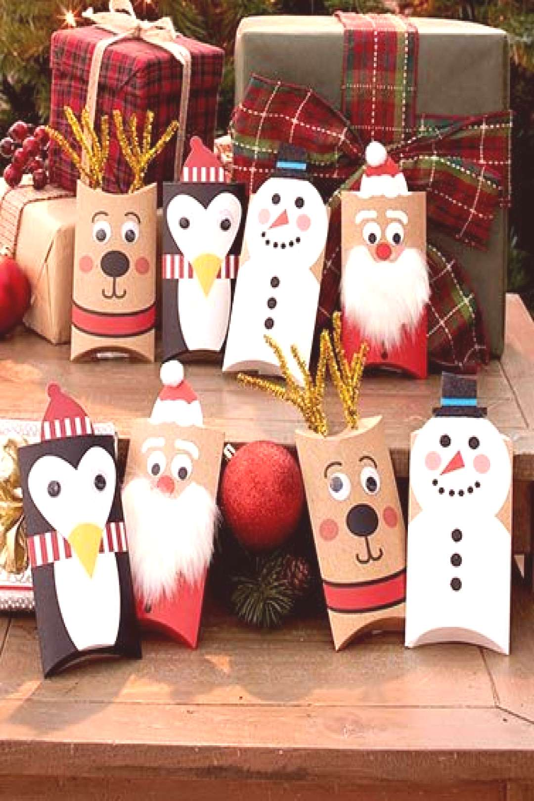 Set of 8 Gift Card Holders