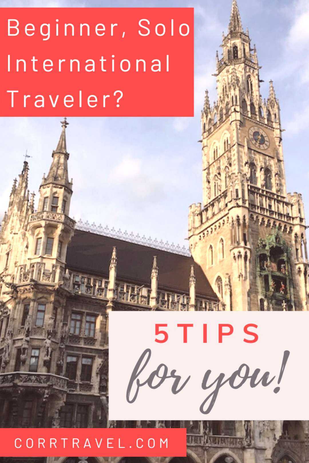 Solo Travel Tips 5 International Tips for Beginners – CORR Travel Here are 5 great internationa