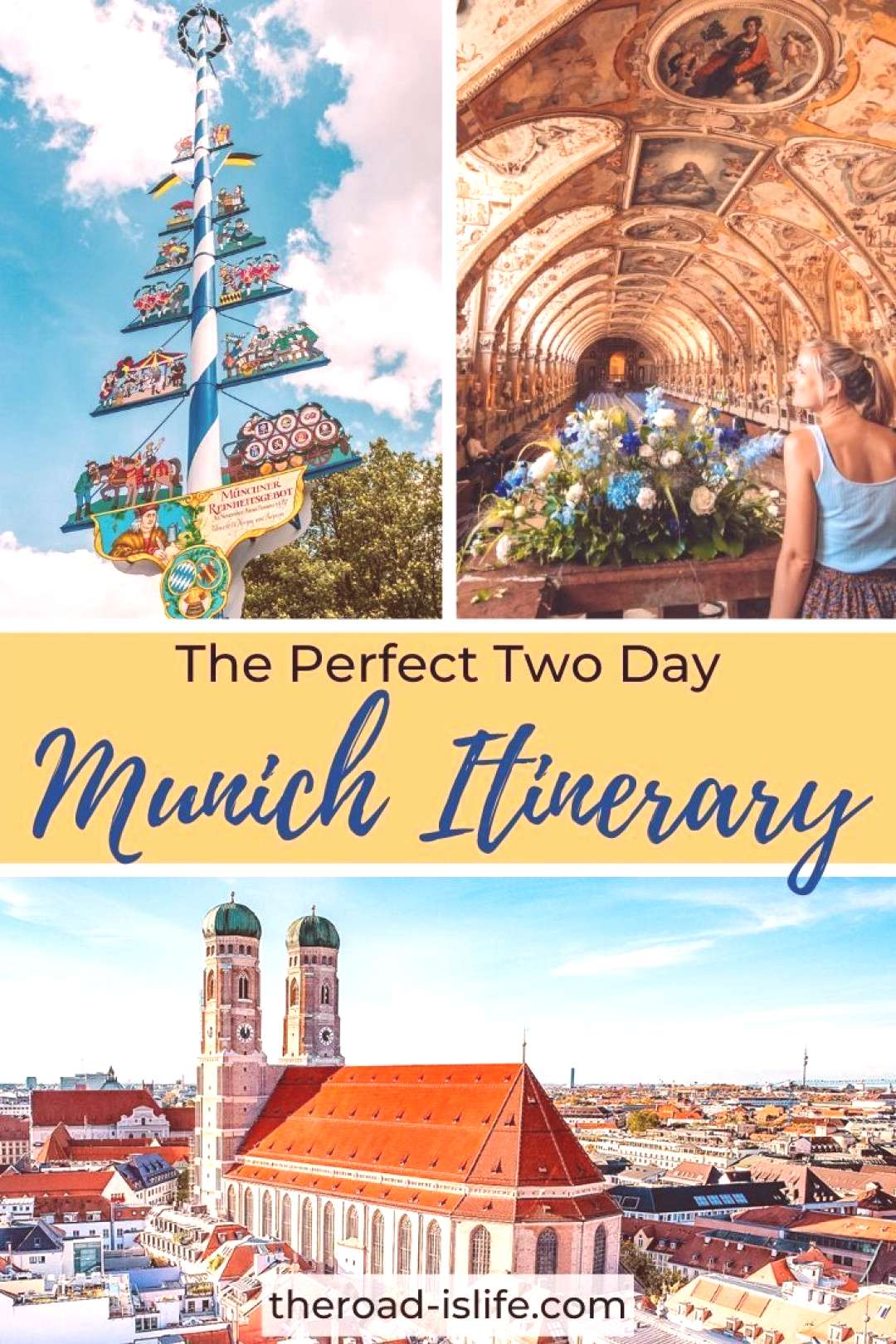 The Perfect 2 Day Munich Itinerary - How to Spend 2 Days in Munich Discover the highlights of Munic