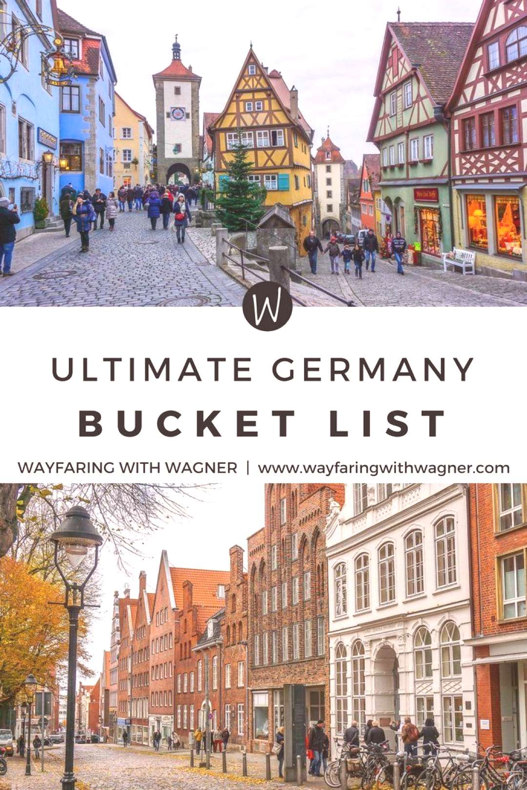 This ultimate Germany bucket list is comprised of Germanys most famous tourist attractions, histor
