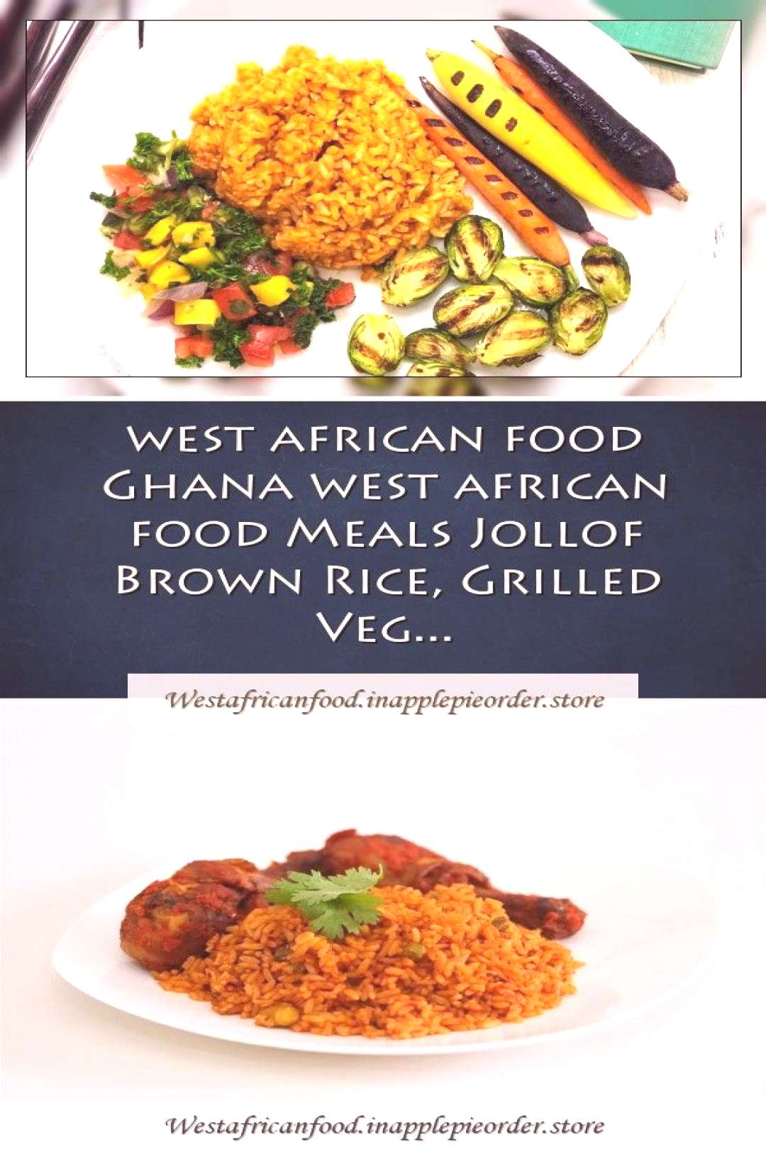 west african food Fish west african food Vegetarian Jollof Rice nigeria gha ...west african food Fi