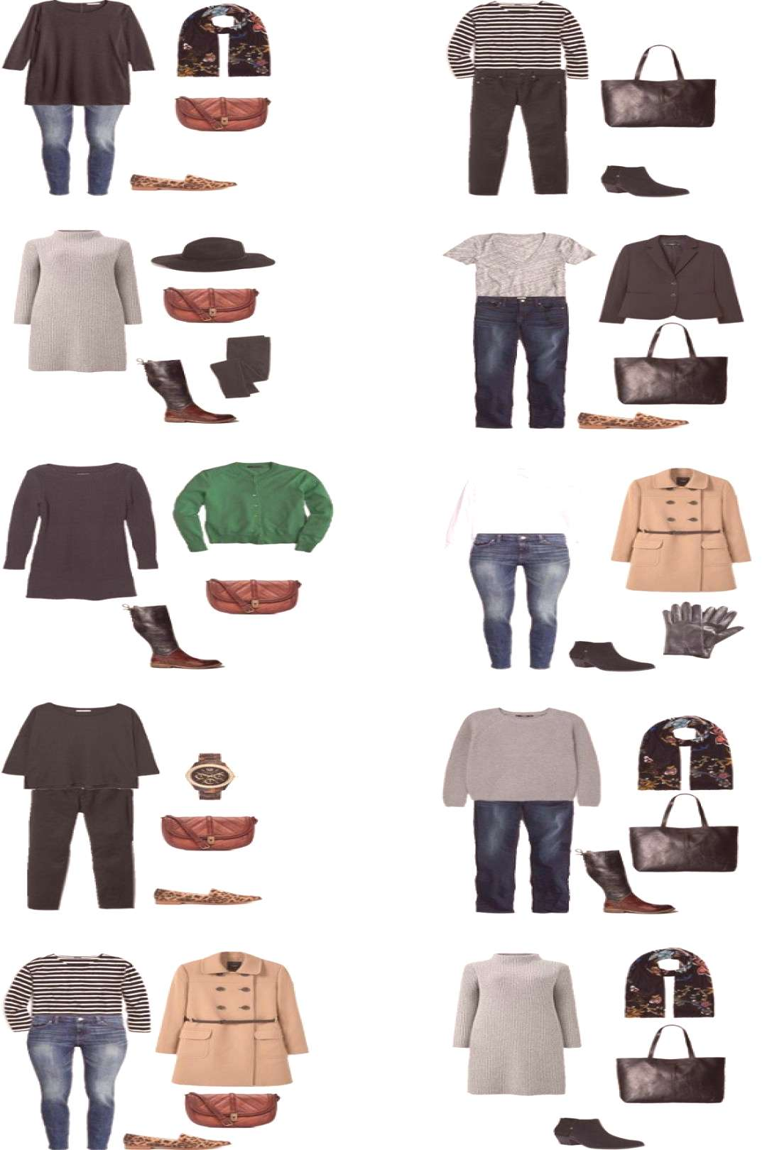 What to Wear in Germany and Austria Outfit Options 11-20