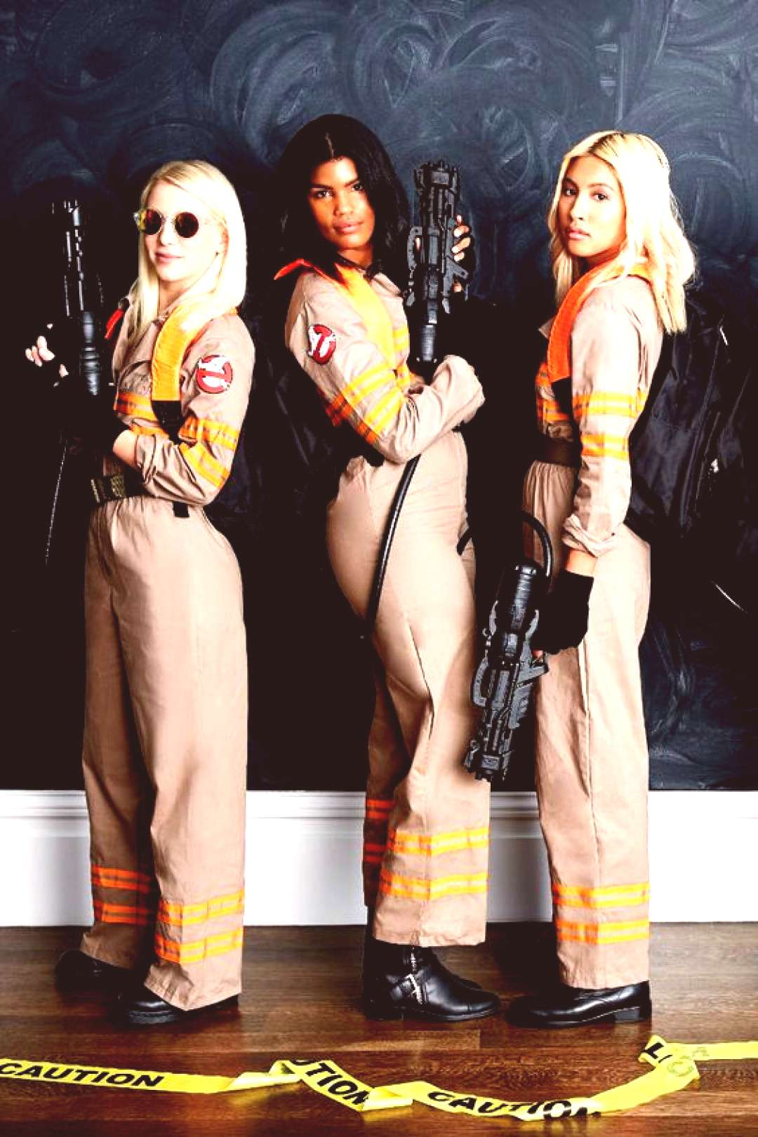 Who Ya Gonna Call For a Group Halloween Costume? Ghostbusters!#call